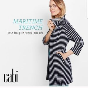 CAbi Maritime Trench Small